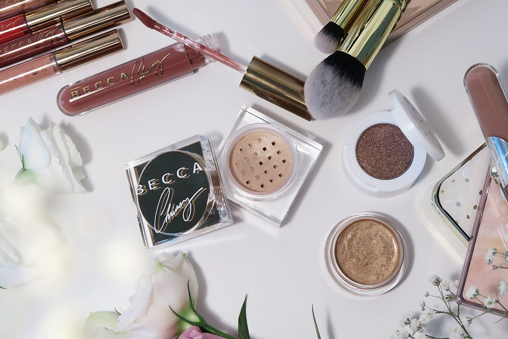 becca cosmetics and chrissy teigen cravings collection review