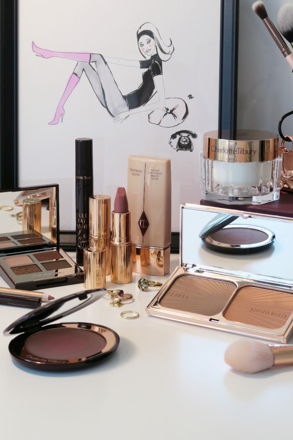 charlotte tilbury makeup line review