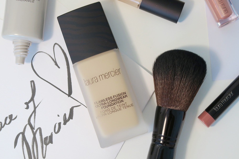 laura mercier flawless fusion ultra-longwear foundation review
