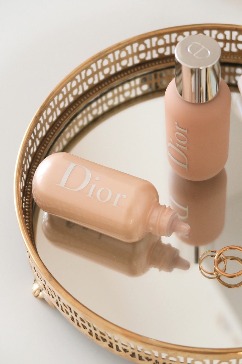 dior backstage face & body glow review