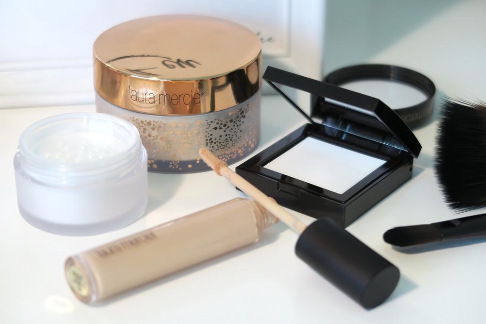 laura mercier powders review