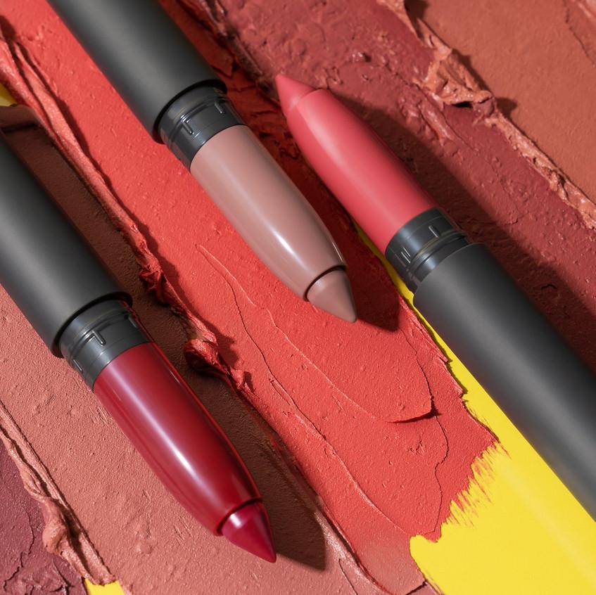 Power Move Creamy Matte Lip Crayon