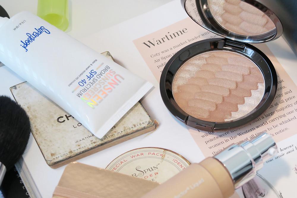 becca cosmetics gradient sunlit bronzer review