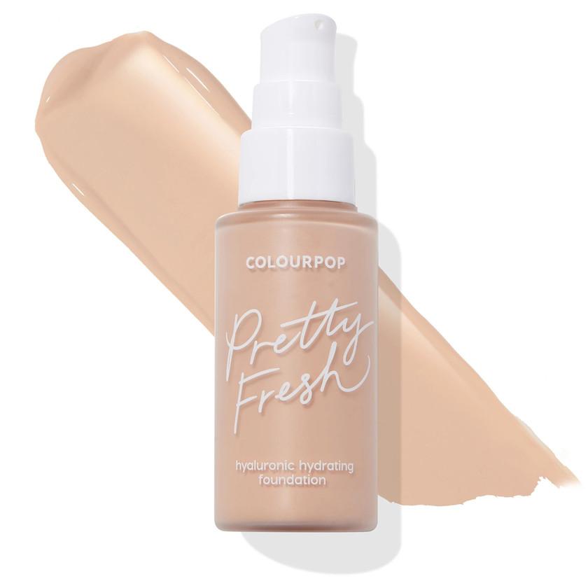Colourpop Pretty Fresh Hydrating Foundation Review