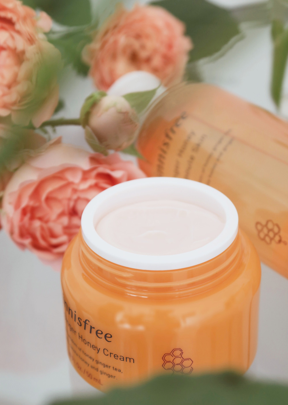 innisfree ginger honey cream review