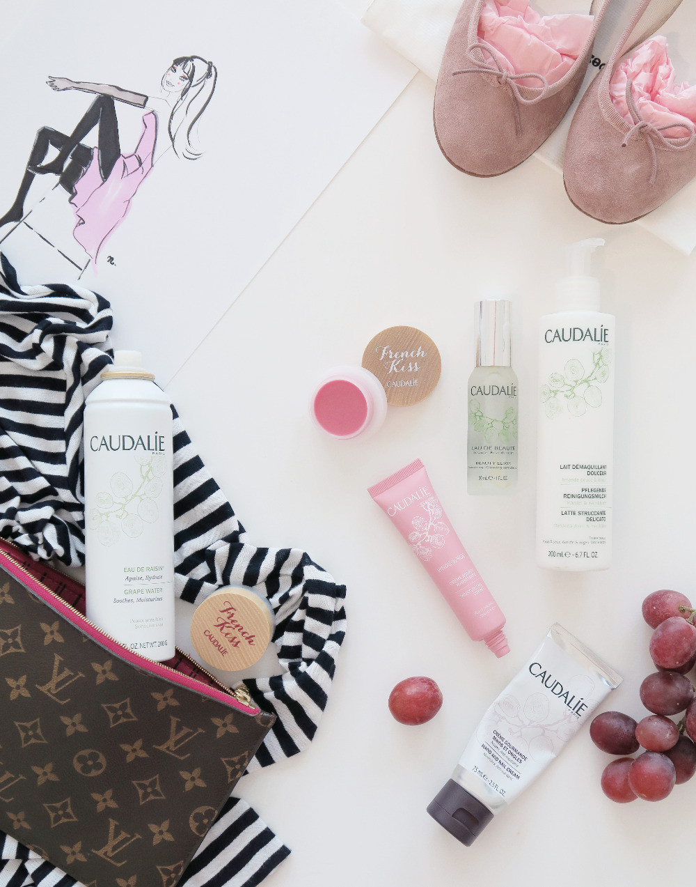 caudalie must-have skincare products review