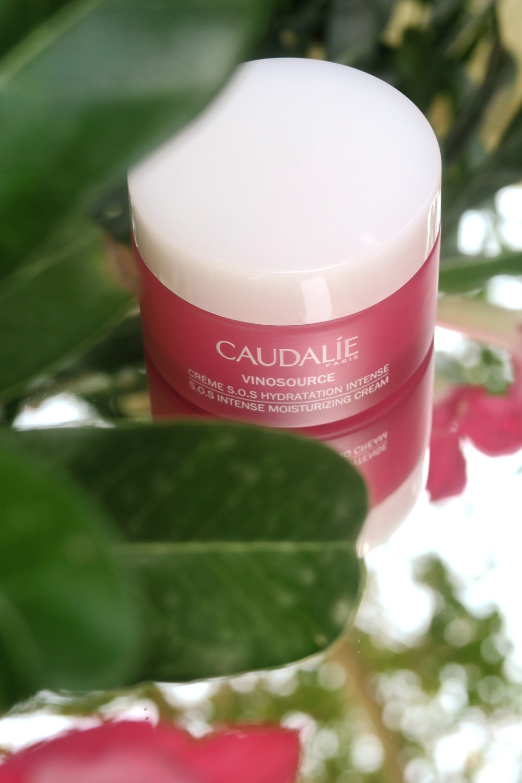 caudalie vinosource s.o.s intense moisturizing cream review