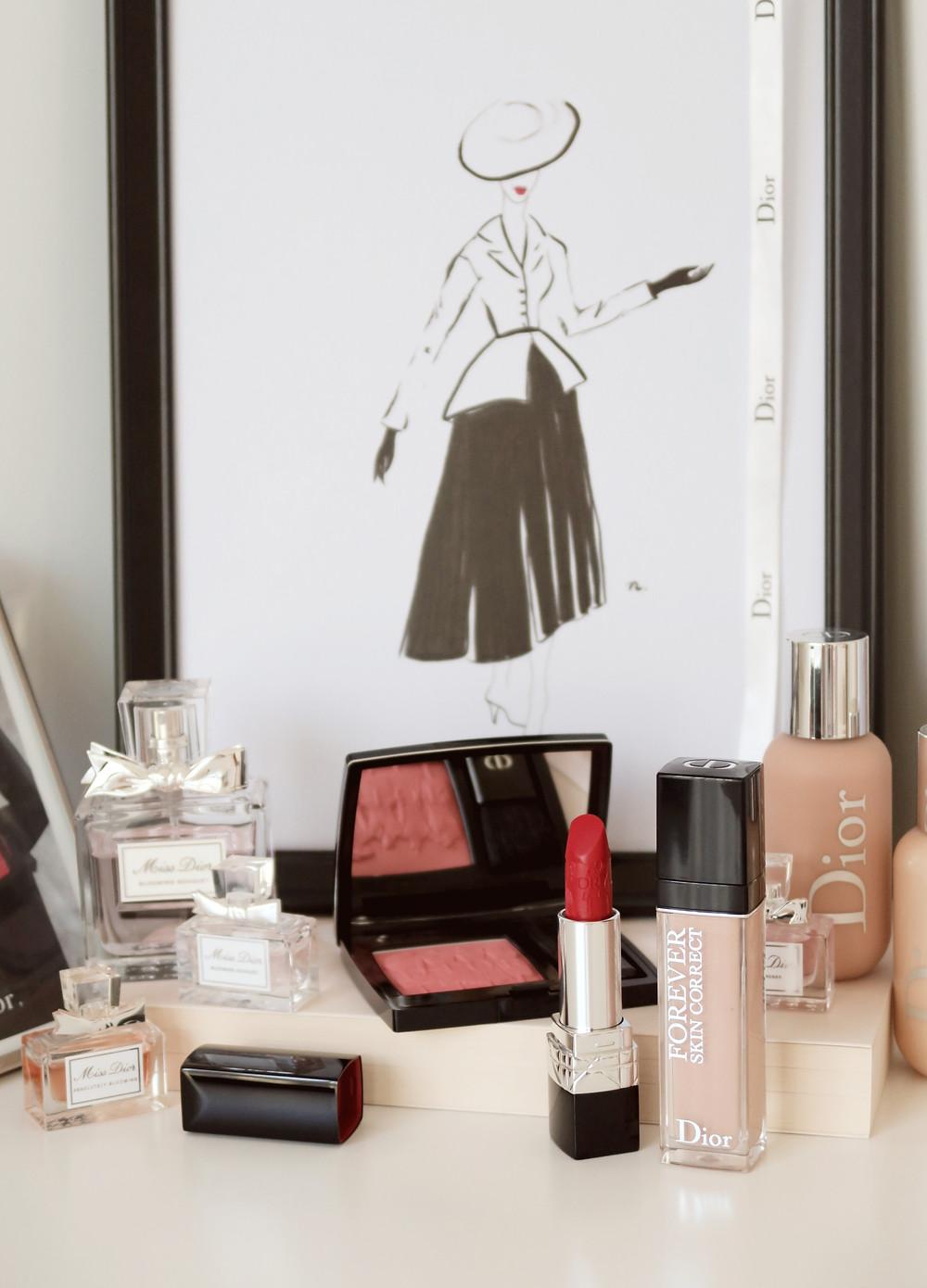 Dior New Look 47 Makeup