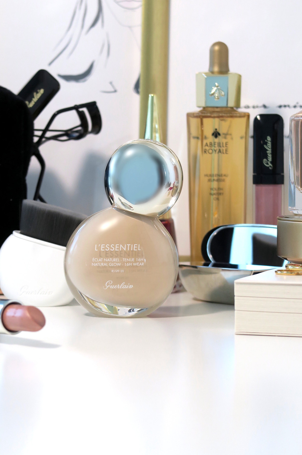 guerlain léssentiel foundation review