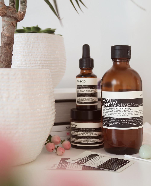 Aesop Skincare Review