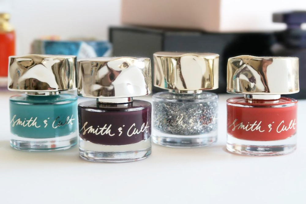 smith & cult nail polish review