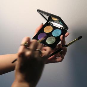 Pat McGrath Labs Blitz Astral Quad Eyeshadow Palette, Review