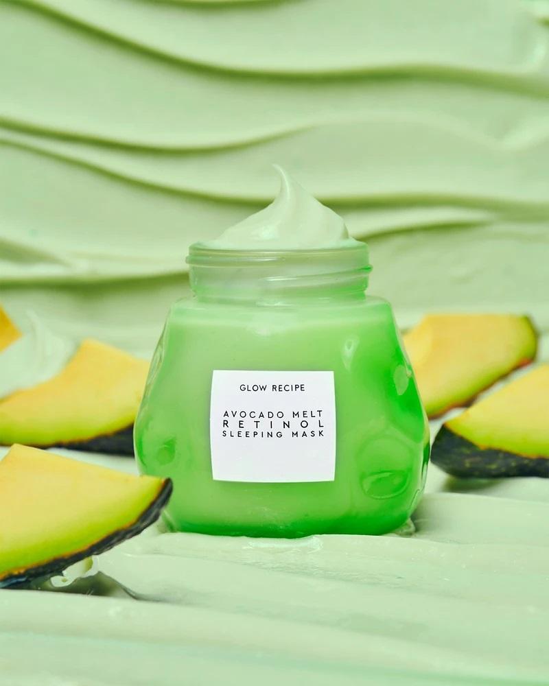 Glow Recipe Avocado Eye Mask