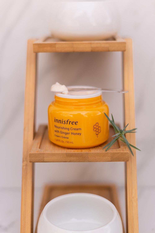 Innisfree Ginger Honey Cream