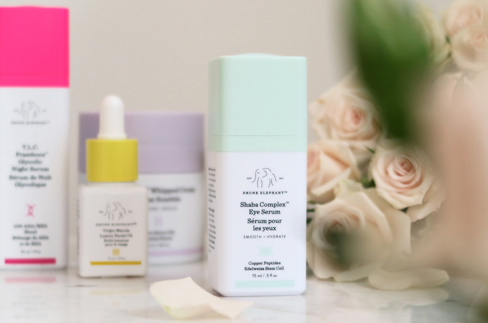drunk elephant shaba complex eye serum review