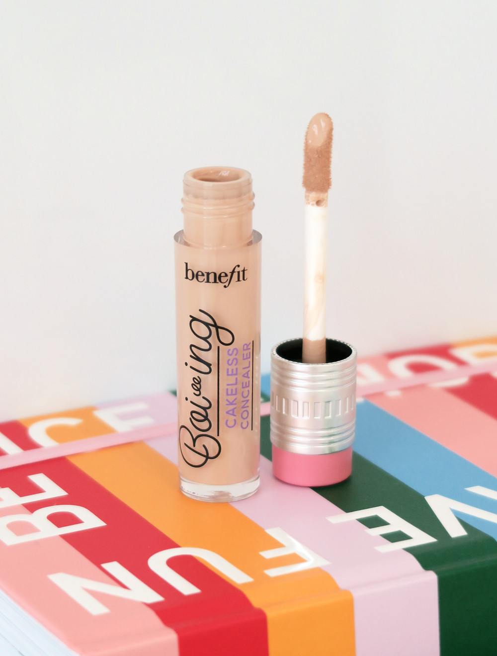 benefit cosmetics boiing cakeless concealer review