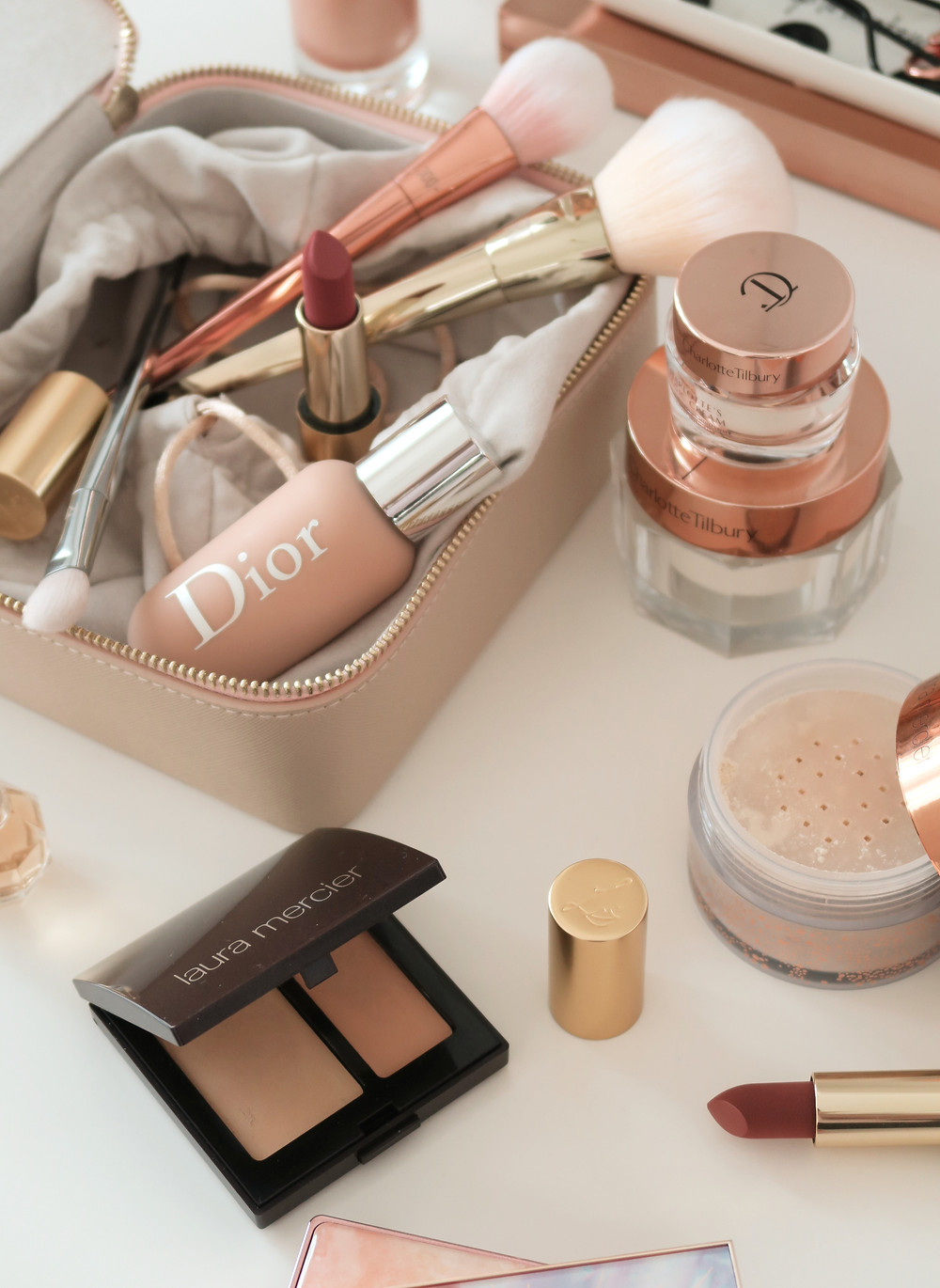 makeup artists' favorite beauty products