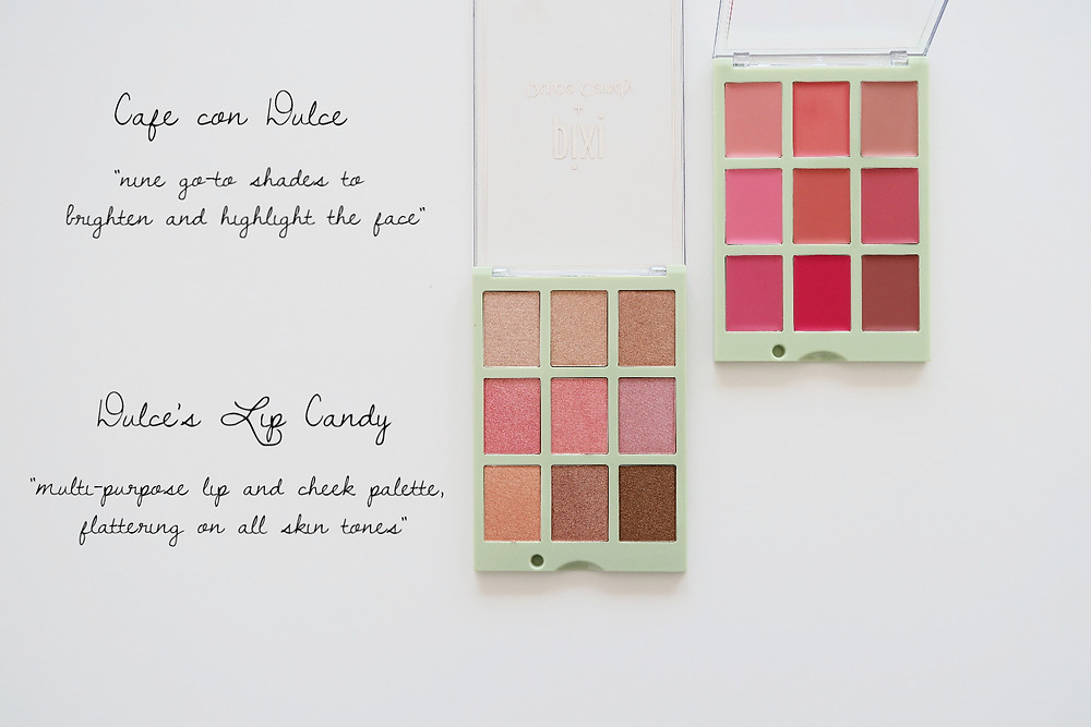 pixi beauty dulce candy review