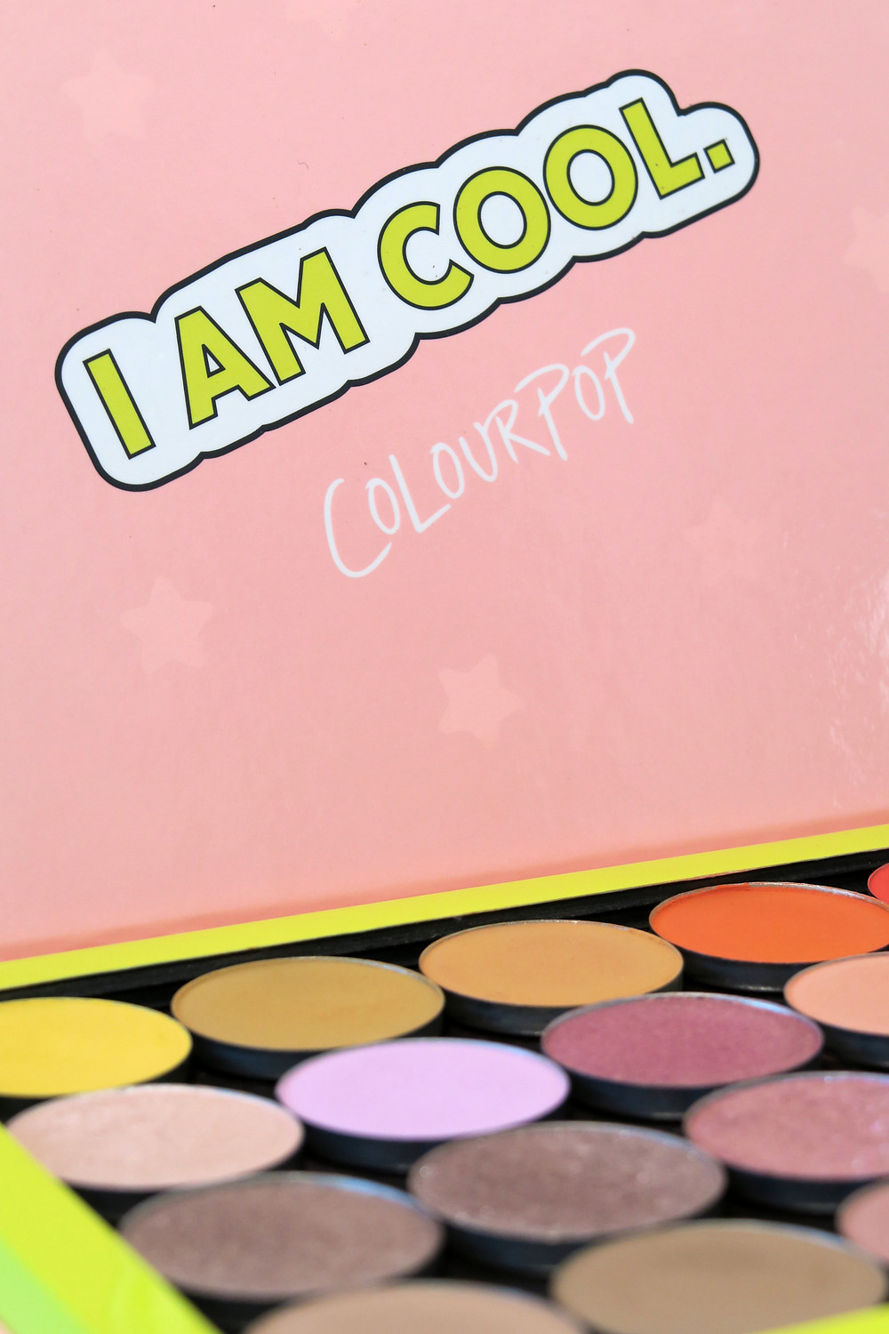 colourpop pressed powder shadow review