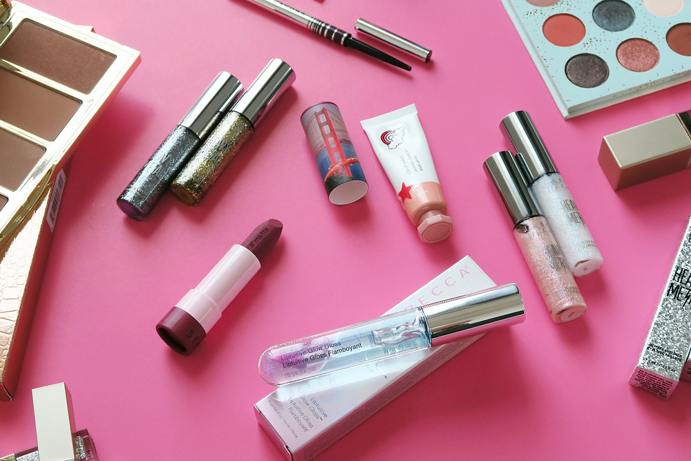 hot new beauty products spring 2018