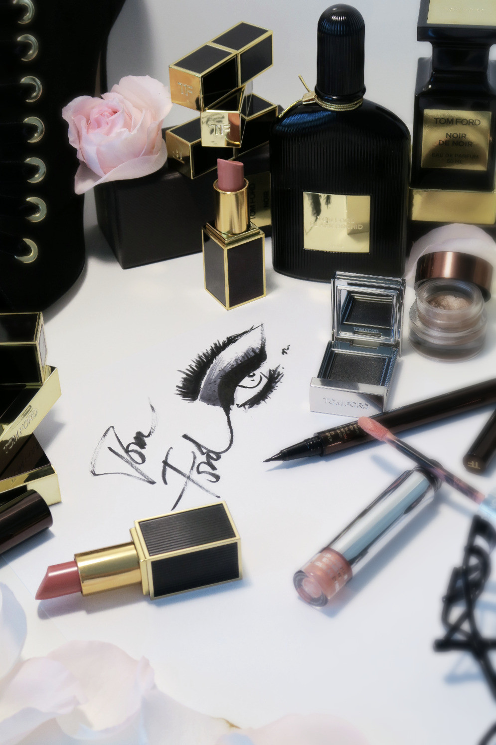 tom ford makeup bestsellers review