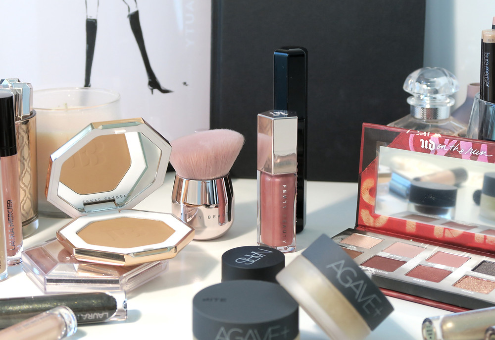 top five makeup products review