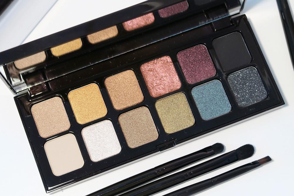 laura mercier hidden gems eyeshadow palette review