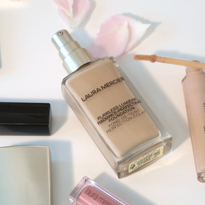 Laura Mercier Flawless Lumiere Radiance-Perfecting Foundation, Review