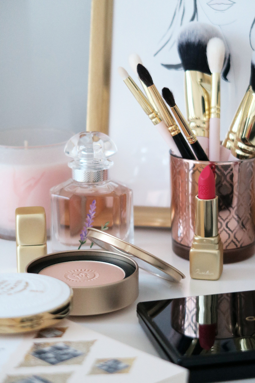 guerlain 190 anniversary makeup collection review