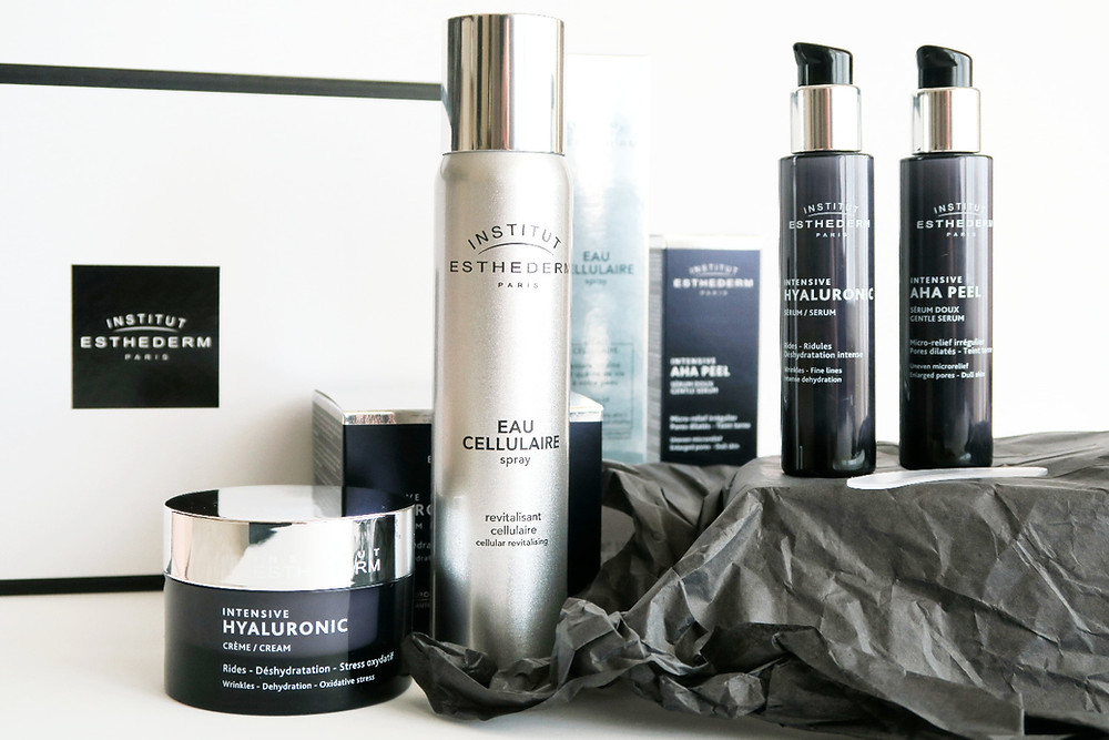 institut esthederm intensive range review