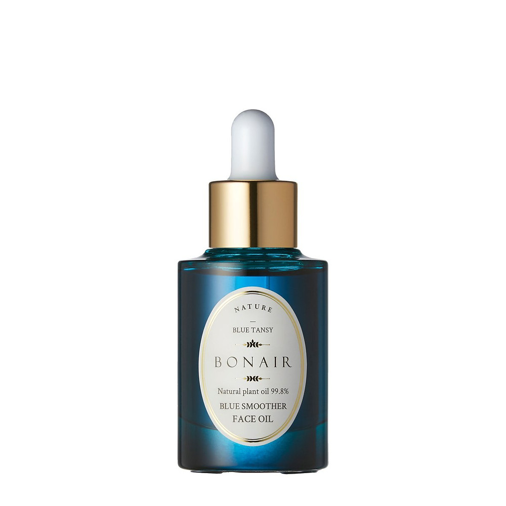 bonair blue smoother face oil review