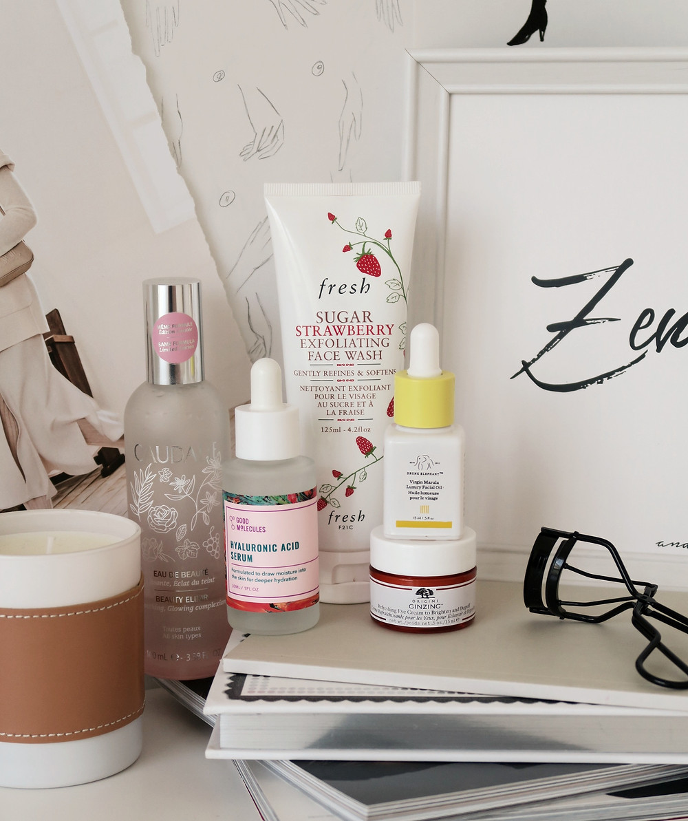 skincare products review