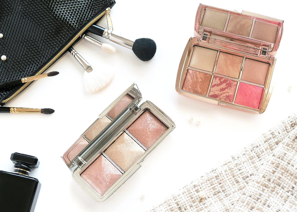hourglass ambient lighting edit palette metallic strobe lighting palette review