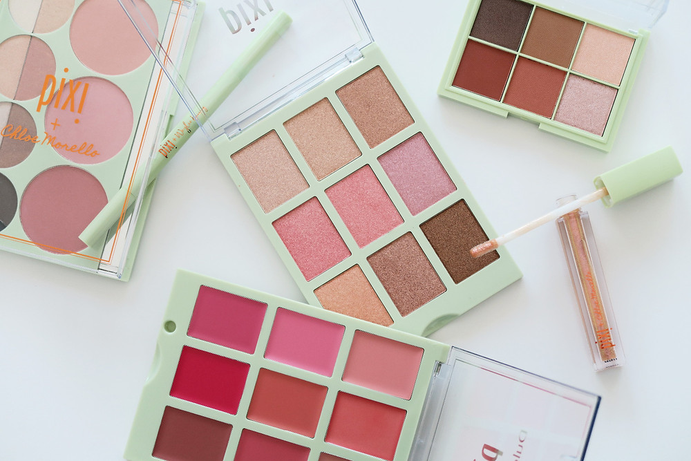 pixi pretties collection review chloe morello dulce candy weylie hoang