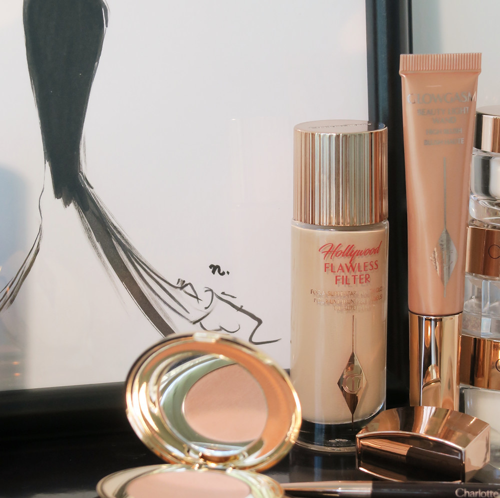 hollywood flawless filter charlotte tilbury review