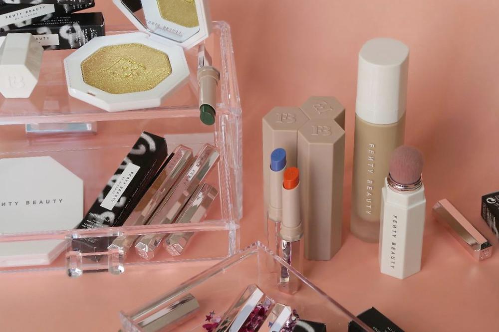fenty beauty mattemoiselle plush matte lipstick review