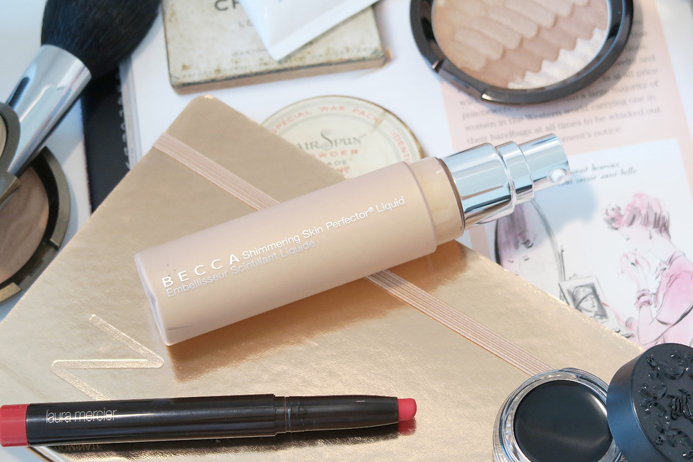 becca cosmetics shimmering skin perfector liquid highlighter review