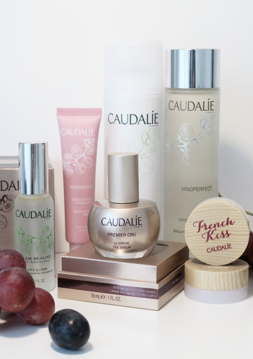 caudalie skincare must-haves review