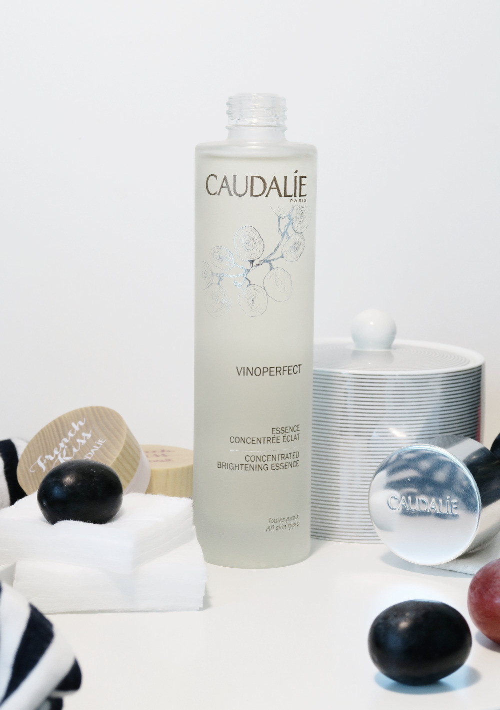 caudalie concentrated brightening essence review