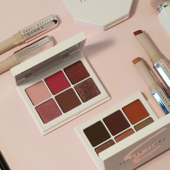 Fenty Beauty Snap Shadows Mix & Match Eyeshadow Palettes, Review
