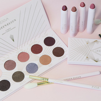 Screen Queen Collection by Zoeva, Review