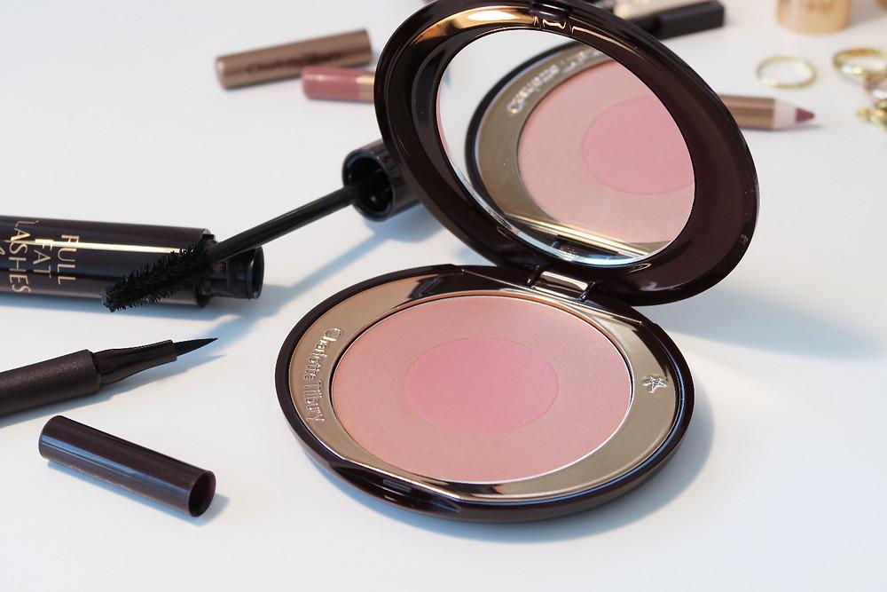 charlotte tilbury cheek to chic blush review