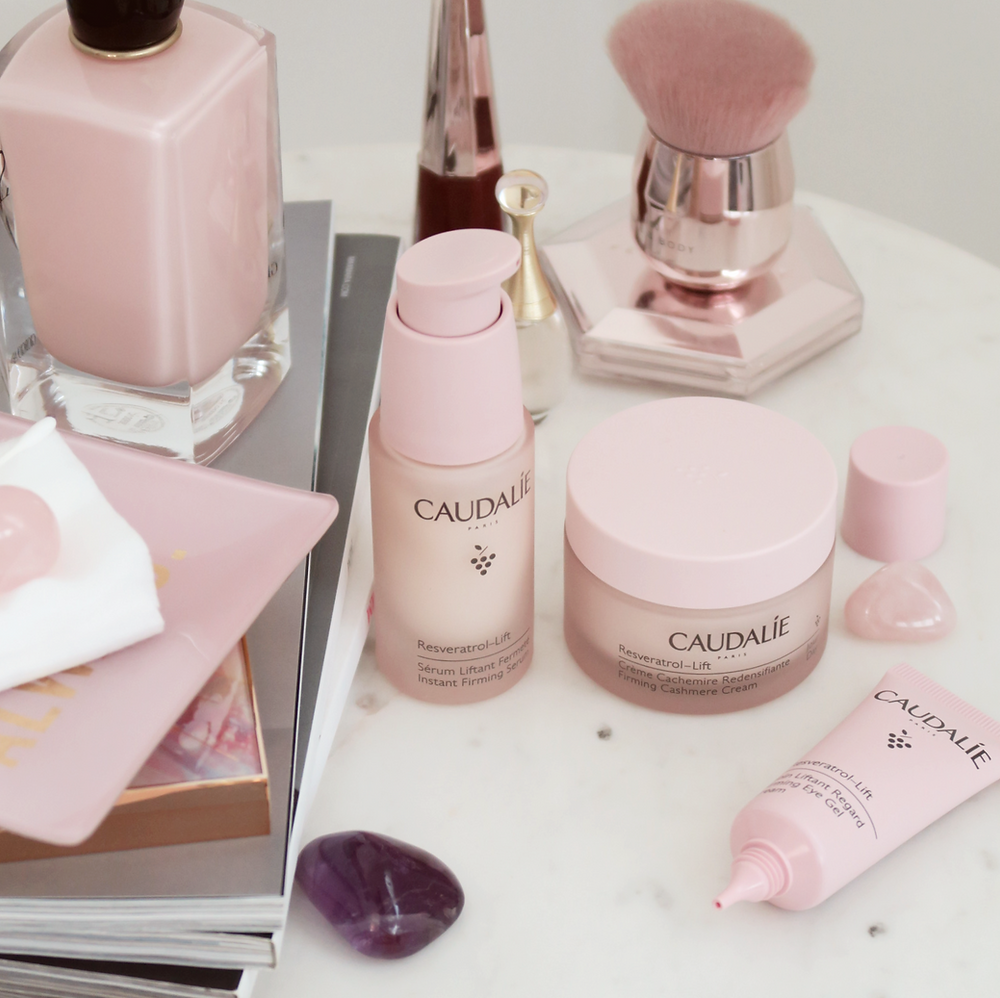 Caudalie Resveratrol Lift Collection Review