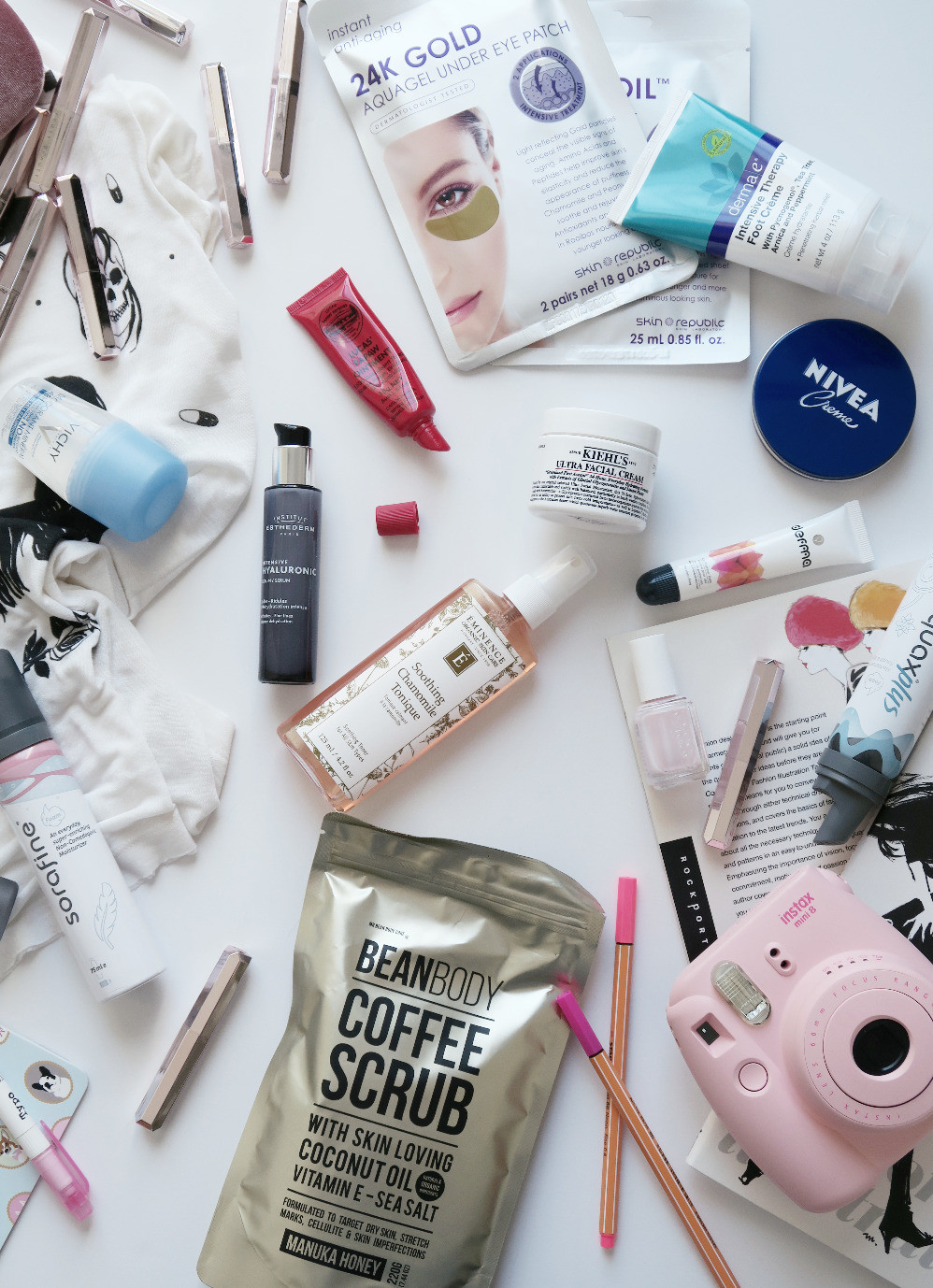 sos must-have skincare