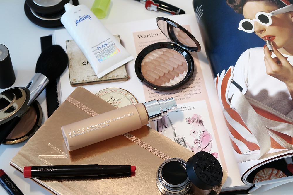 summer makeup favourites review