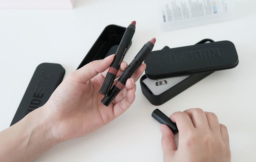 nudestix lip pencils review