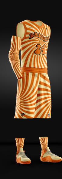 NBL21 Heritage Home uniform