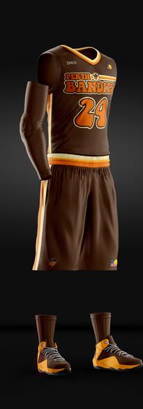 NBL21 Heritage Away uniform