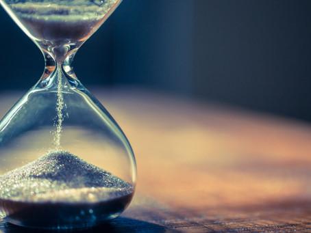Time ticks on