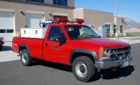 Reserve Brush Truck